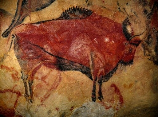 The cave of Altamira
