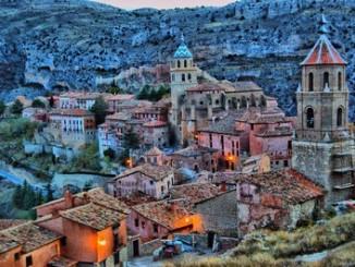 Medieval Village of albarracin