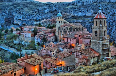 Medieval Village of albarracin