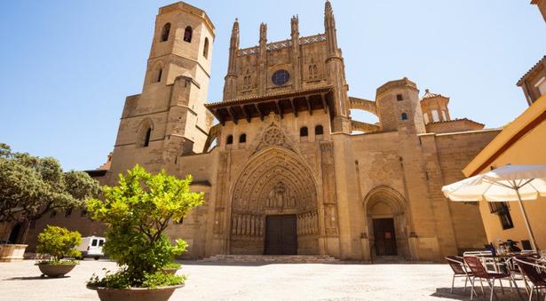 Huesca City Spainj