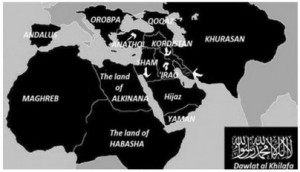 Jihad Map