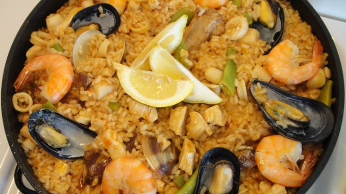 Spain food culture recipes food for Cuisine in spanish