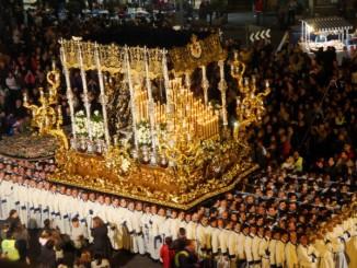 Semana Santa 2016, Spain