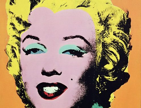 POP Art Marilynne Monroe