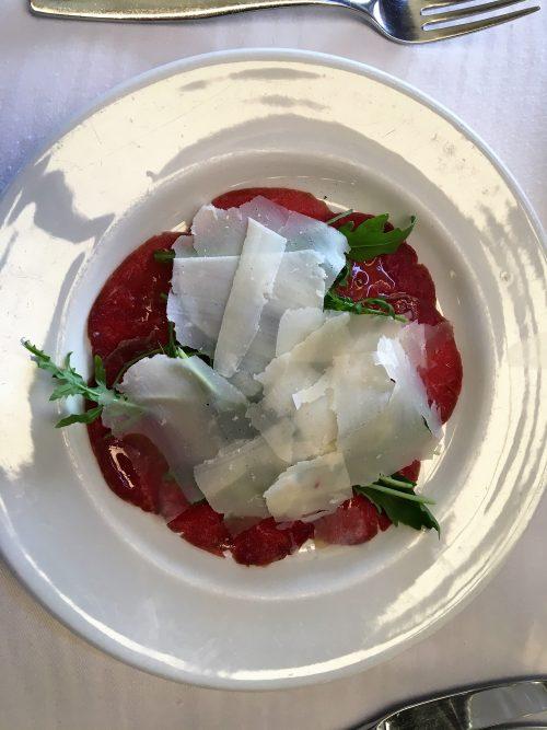 Conrad's Il Ristorante main course