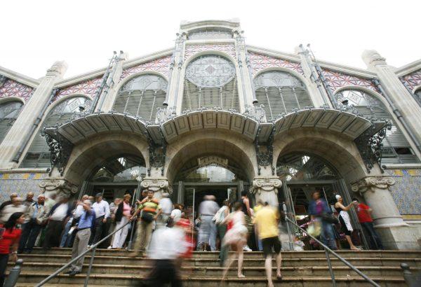Plaza de Mercado Valencia