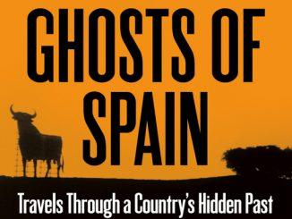 GHOSTS OF SPAIN BOOK