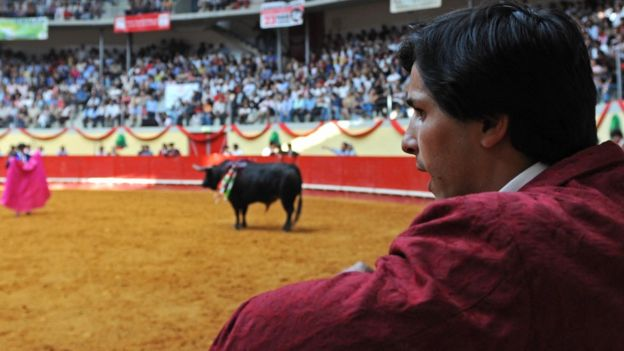 bullfighting in spain 2016