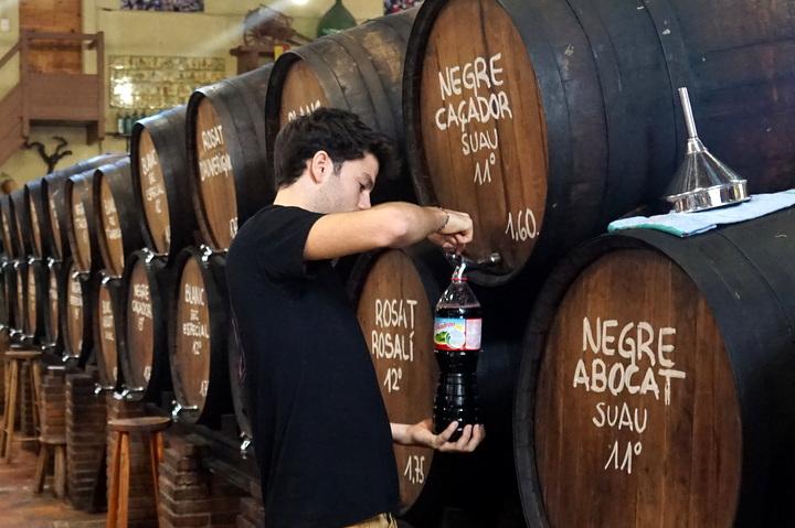 local vermouth bodega