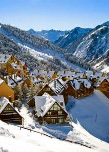 winter-ski spain