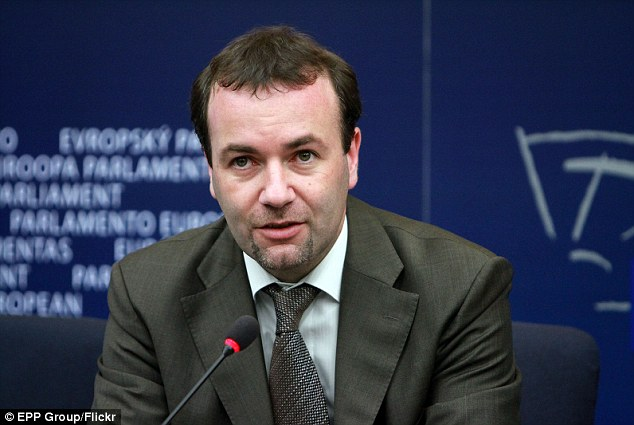 EPP_Group_chairman_Manfred_Weber_has_claimed_the_European_Parliment