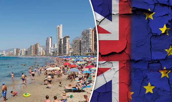 brexit and spain expats