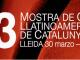 MOSTRA DE CINEMA LLATINOAMERICA DE CATALUNYA 2017