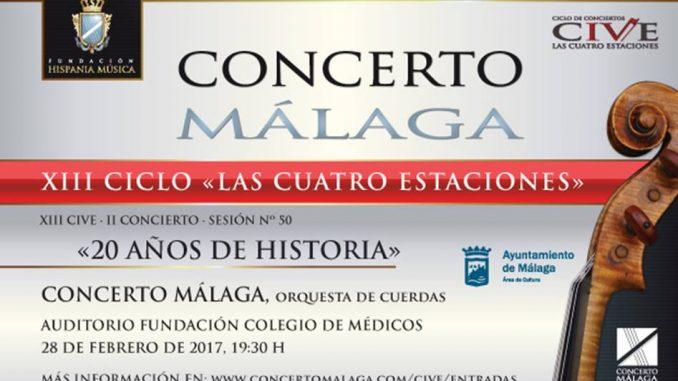 Concerto Malaga Spain