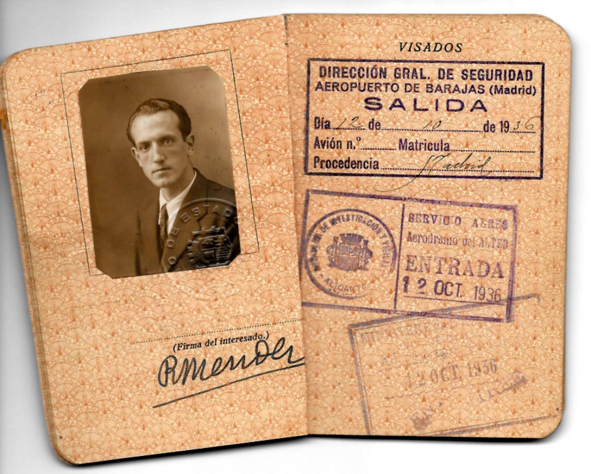 Rafael Mendez Spain