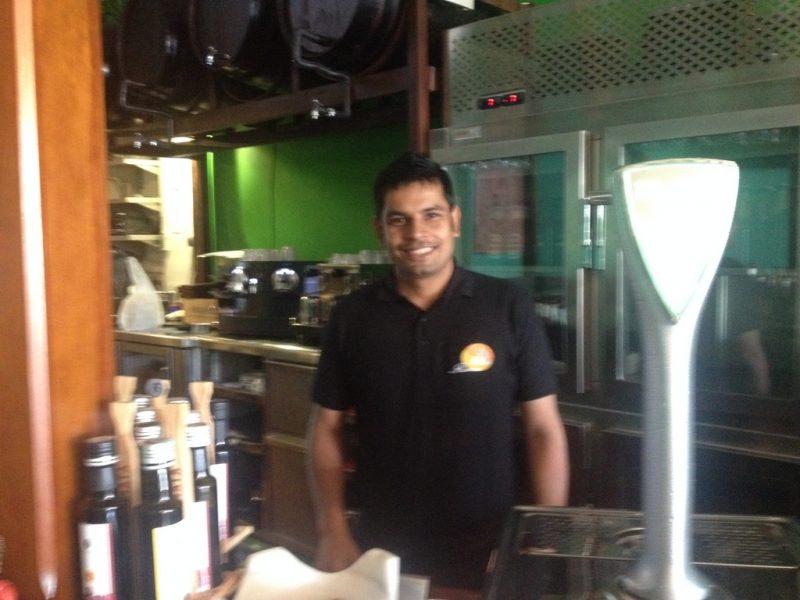 indian flavour restaurant san pedro