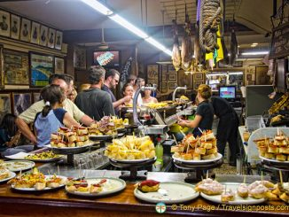 spain food and recipes