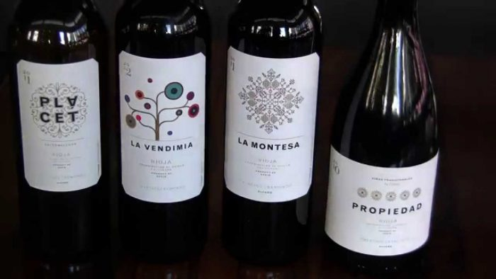 Alvaro Palacios wines