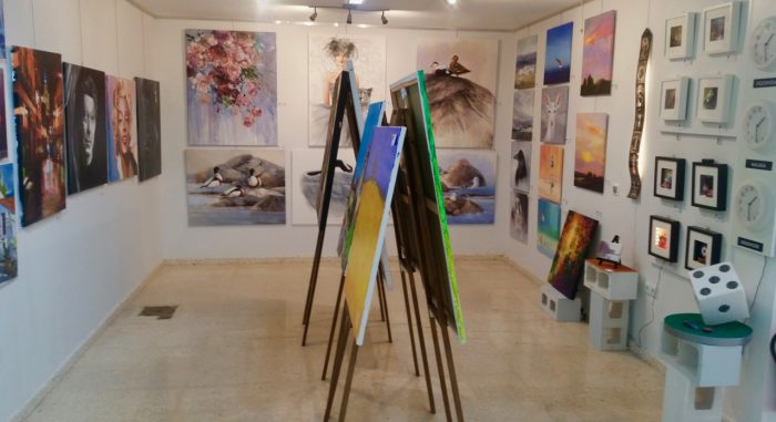Gallery Art Club Estepona costa del sol