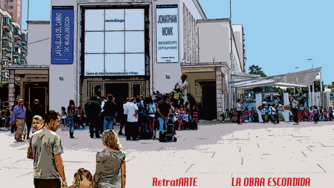 The Contemporary Art Centre of Malaga, Planned Events February