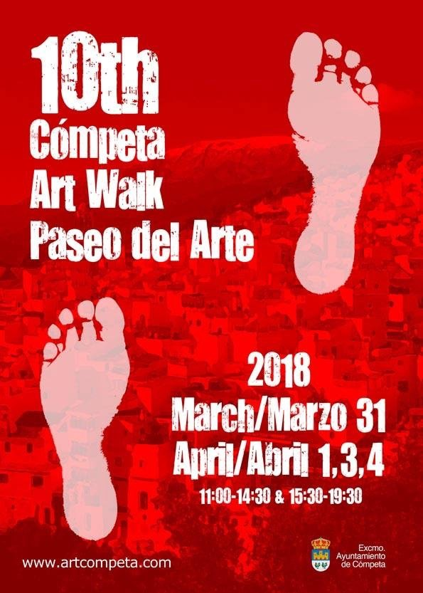 Art Walk Competa 2018